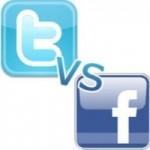 Social Media Smackdown: Facebook vs Twitter
